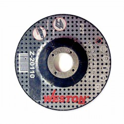 "DISCO ABRASIVO 4.5"" METAL..."
